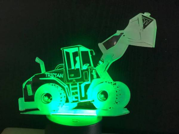 Tractor Light