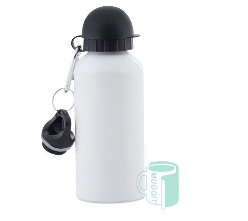 sports bottle 600ml White