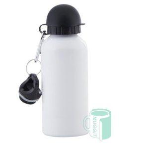 sports bottle 600ml White