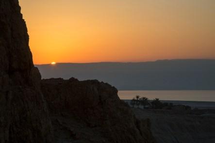 Kumran sunrise