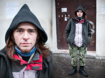 60) Unnamed student, radio engeneering, Lviv, no children