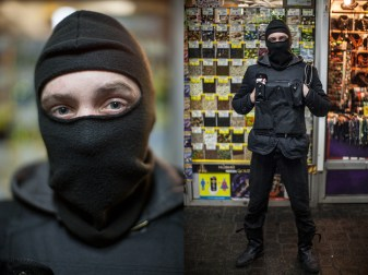 62) Victor, 25, Cherkasy, guard, no children