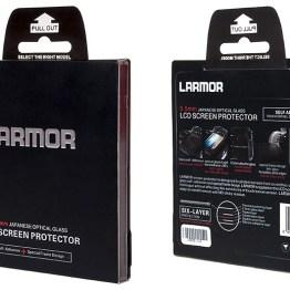 GGS Larmor IV. generációs LCD védők