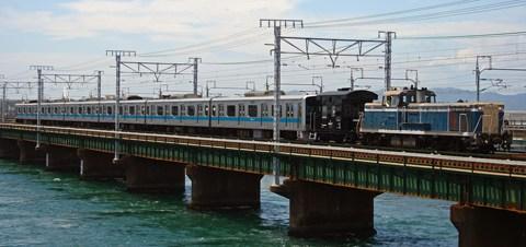 【小田急】3272F日車出場甲種輸送
