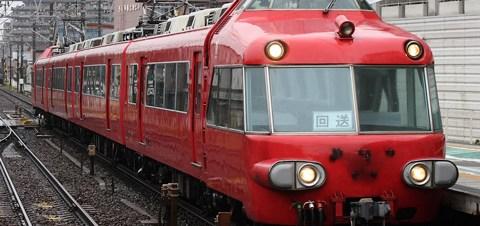 【名鉄】7000系7043F猿投へ回送