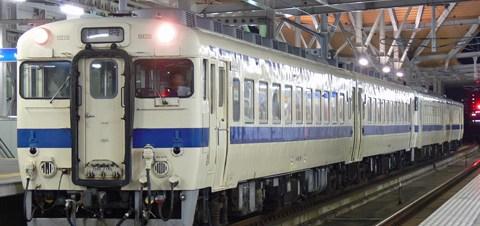 【JR九】キハ58香椎線ビアトレイン運転
