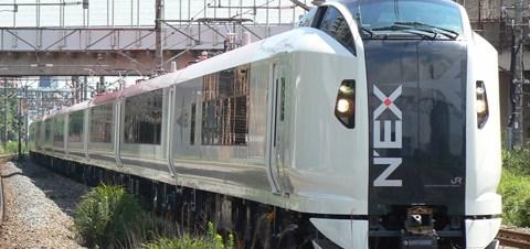 【JR東】E259系保土ケ谷折返で試運転