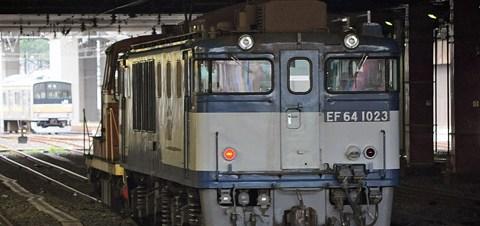 【JR貨】DE10-1513大宮車両所入場