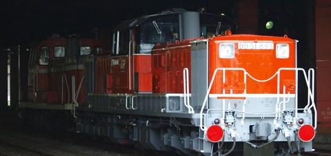【JR貨】DE10-1701+DD51-893出場