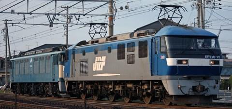 【JR貨】EF64-15廃車回送