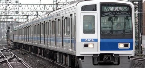 【西武】6109F池袋線試運転