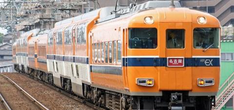 【近鉄】ビスタEX重連(名古屋線)