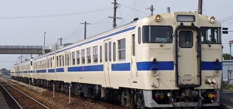 【JR九】キハ40/47による蔵びらき列車