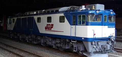 【JR貨】EF64-1011大宮車両所出場