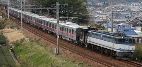 【京王】9000系9745F甲種輸送
