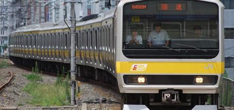 【JR東】E231系ミツ37編成TK入場