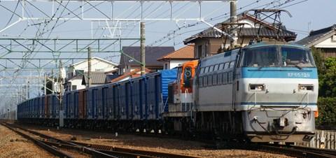 【JR貨】DE10-1528門司機関区へ転属