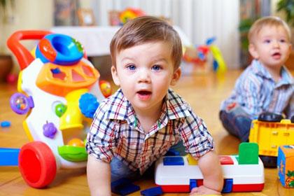 Как устроить ребенка в детский сад