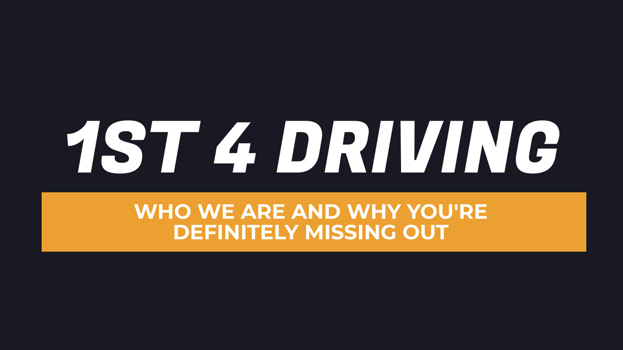 Infographic: Why Our Driving Lessons Are The Best