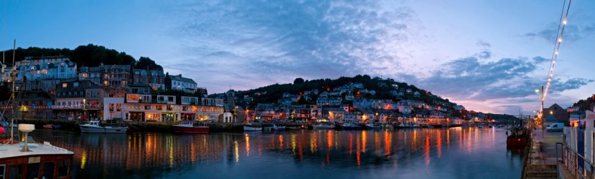 Driving lessons in Looe