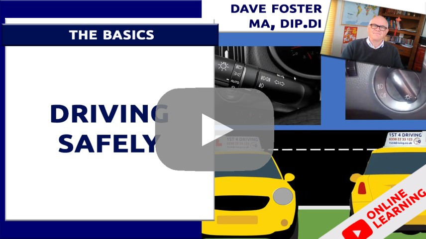 driving safely video