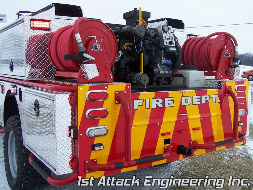 rear pump- Fort AP Hill 105