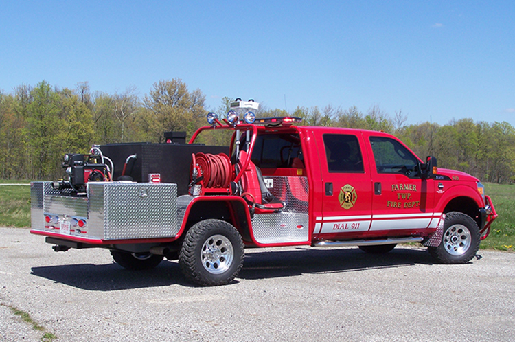 #77 Farmer Twp. Fire Dept.