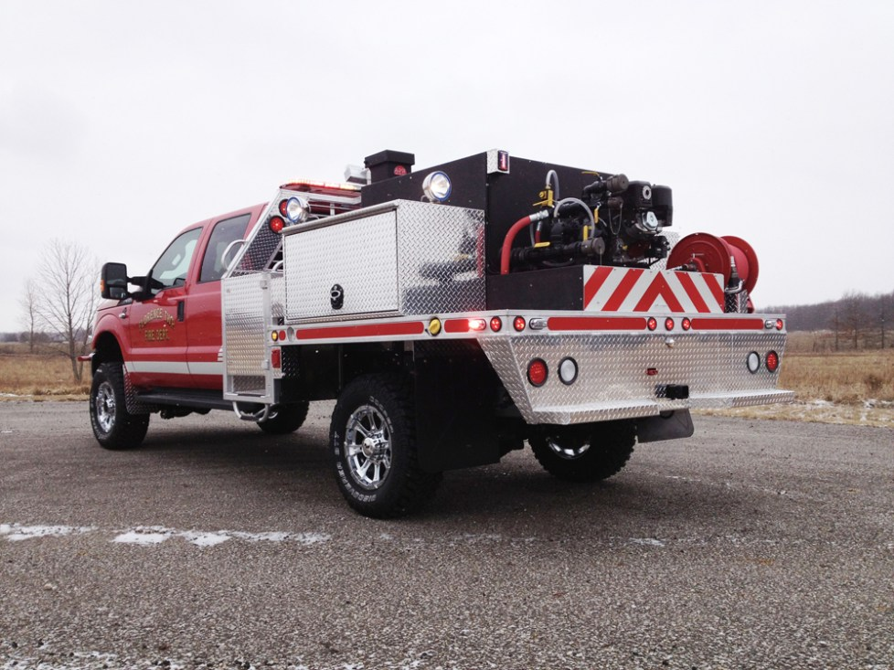 driver rear side- Florence Township Fire Department