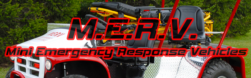M.E.R.V. mini emergency response vehicle btn