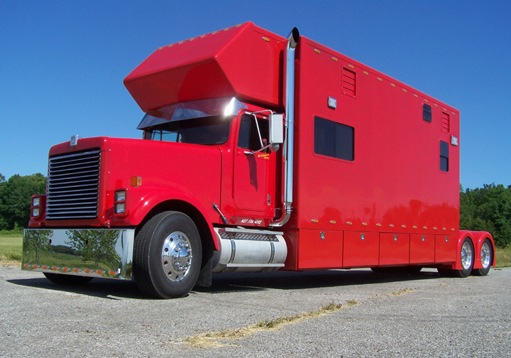 driver front angle- custom hauler