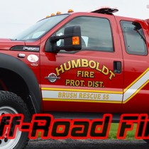 Feature photo- Humbolt Fire Department