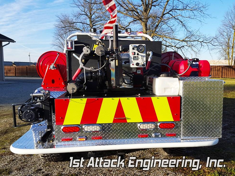Seventh District Fire Department Pump