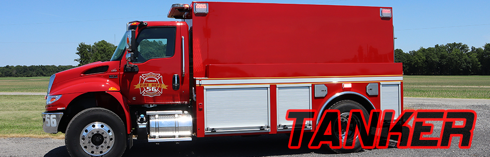 Johnson Township Vol Fire Department Tanker
