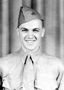 Private Charles Luther Tackett.