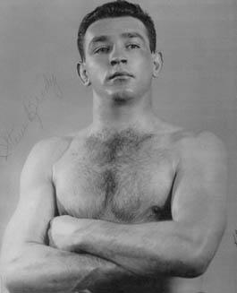 Steve Brody, professional wrestler.