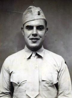 Private Claude T. Swann.