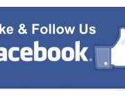 Like Follow on Facebook