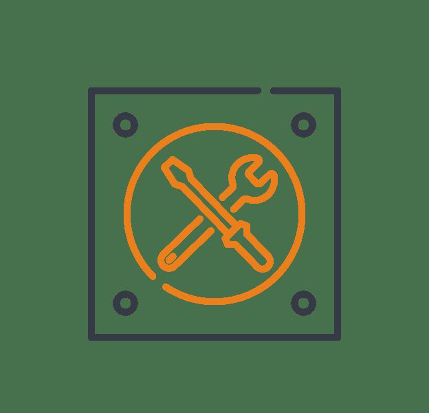 1st call heating & drainage - Drain repairs icon