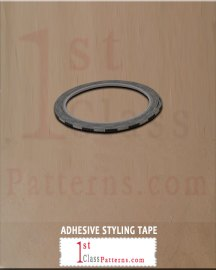 5MM ADHESIVE STYLING TAPE