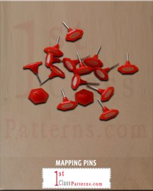 MAPPING PINS