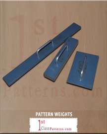 pattern weights