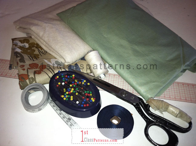 sewing tool bag materials