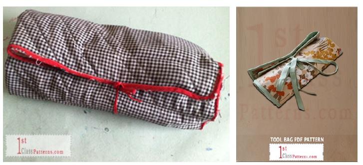 sewing tool bag