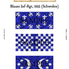 TYW/SWE/01 Blaues Inf-Rgt