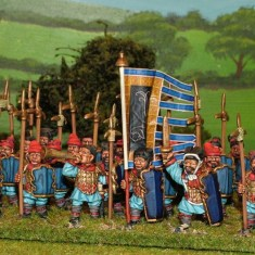 CHP09 Armoured Spearmen.