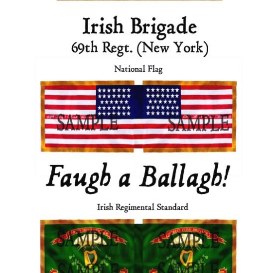 ACW/UN/004 Irish Brigade. 69th New York