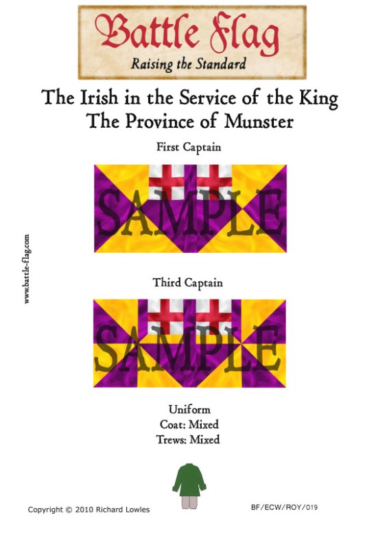 ECWROY019 The Irish in the Service of the King, Munster