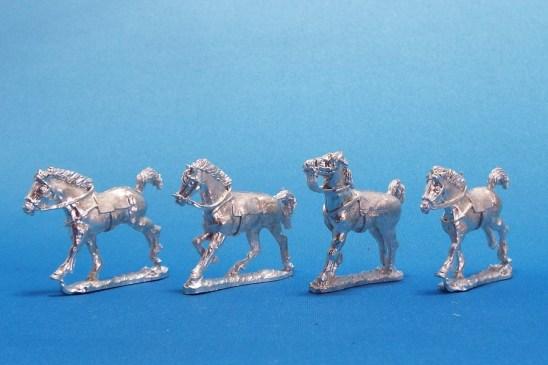 28mm Punic Carthaginian horses