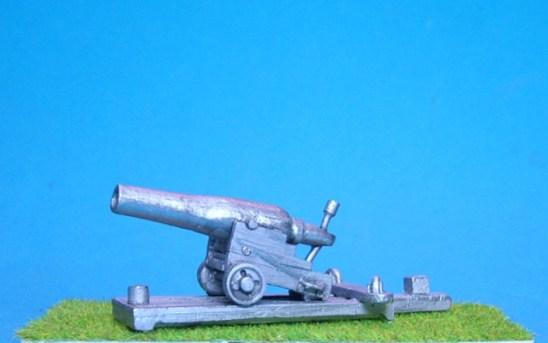 Dalgren siege gun.
