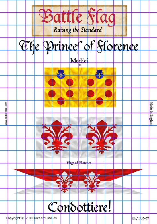 Medici (variant II) (Florence)